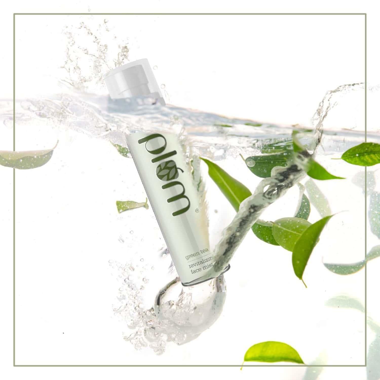 Plum Green Tea Revitalizing Face Mist- 100 Ml