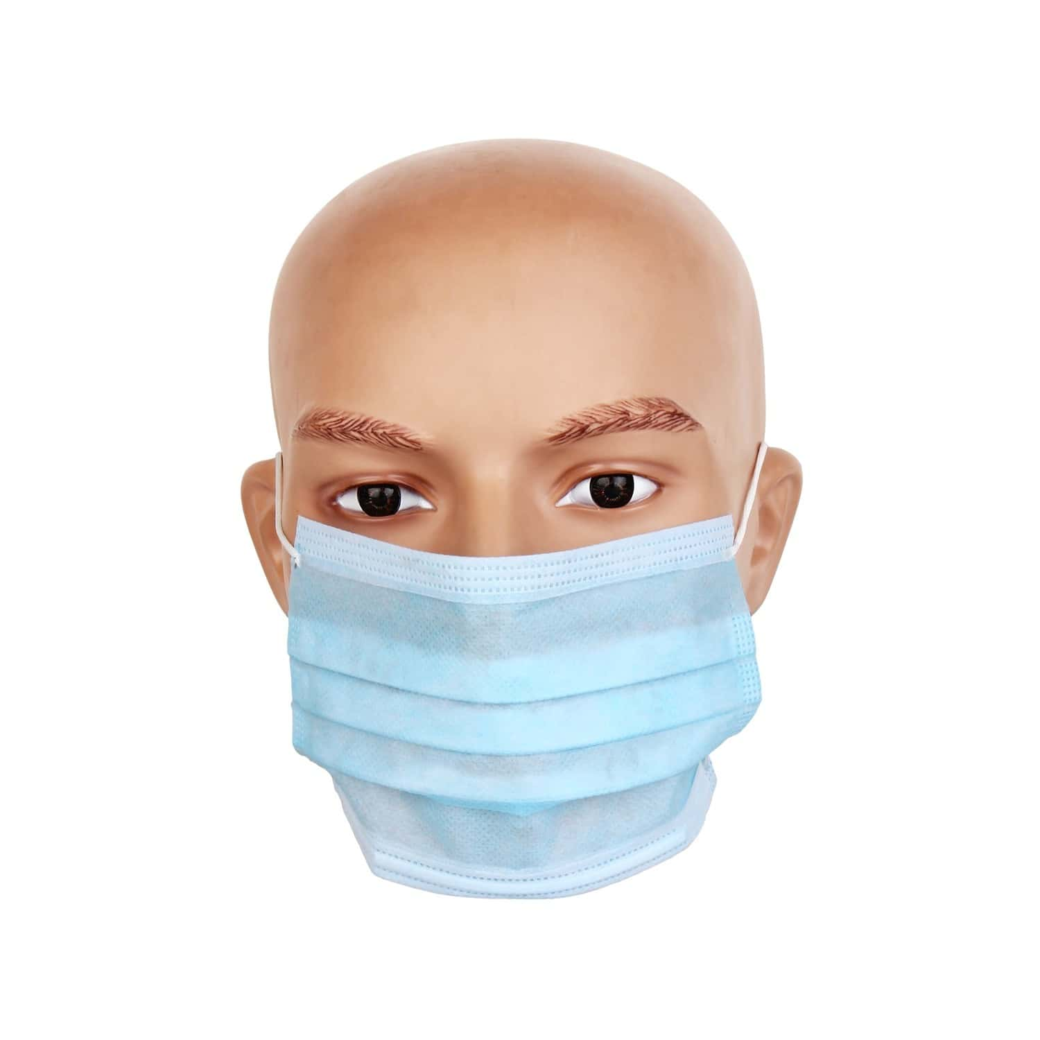 3 Ply Face Mask Pack Of 10