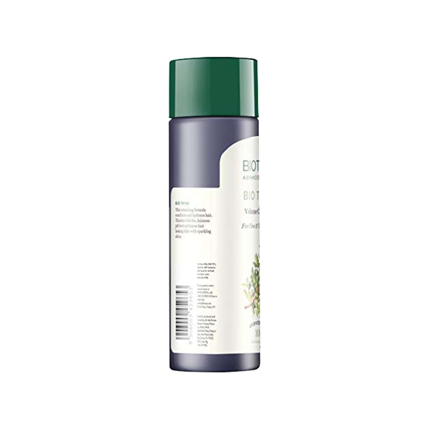 Biotique Bio Mountain Ebony Vitalizing Serum For Falling Hair - 120 Ml