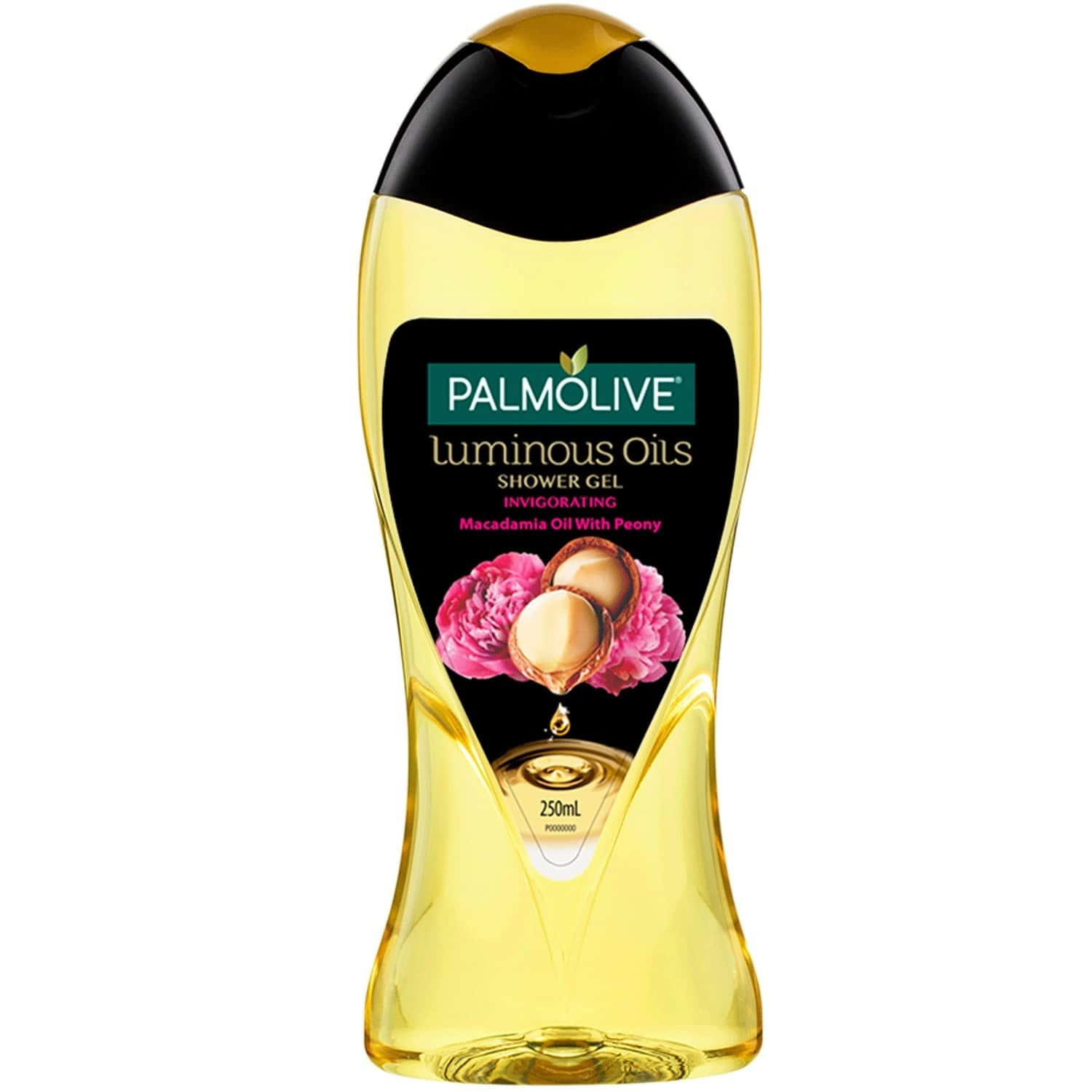 Palmolive Body Wash Luminous Oils Rejuvenating Shower Gel With 100% Natural Fig Oil & White Orchid Extracts - 750 Ml