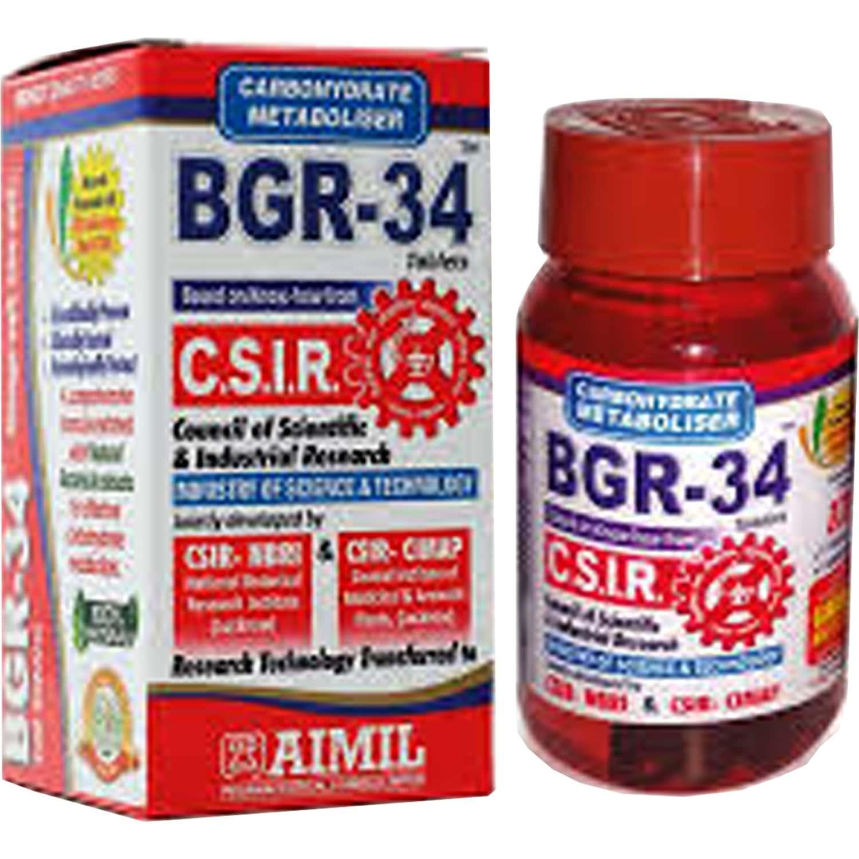 Bgr 34 Tablet 30