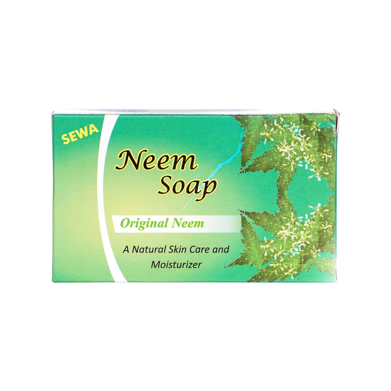 Sewa Neem Soap Box Of 100 G