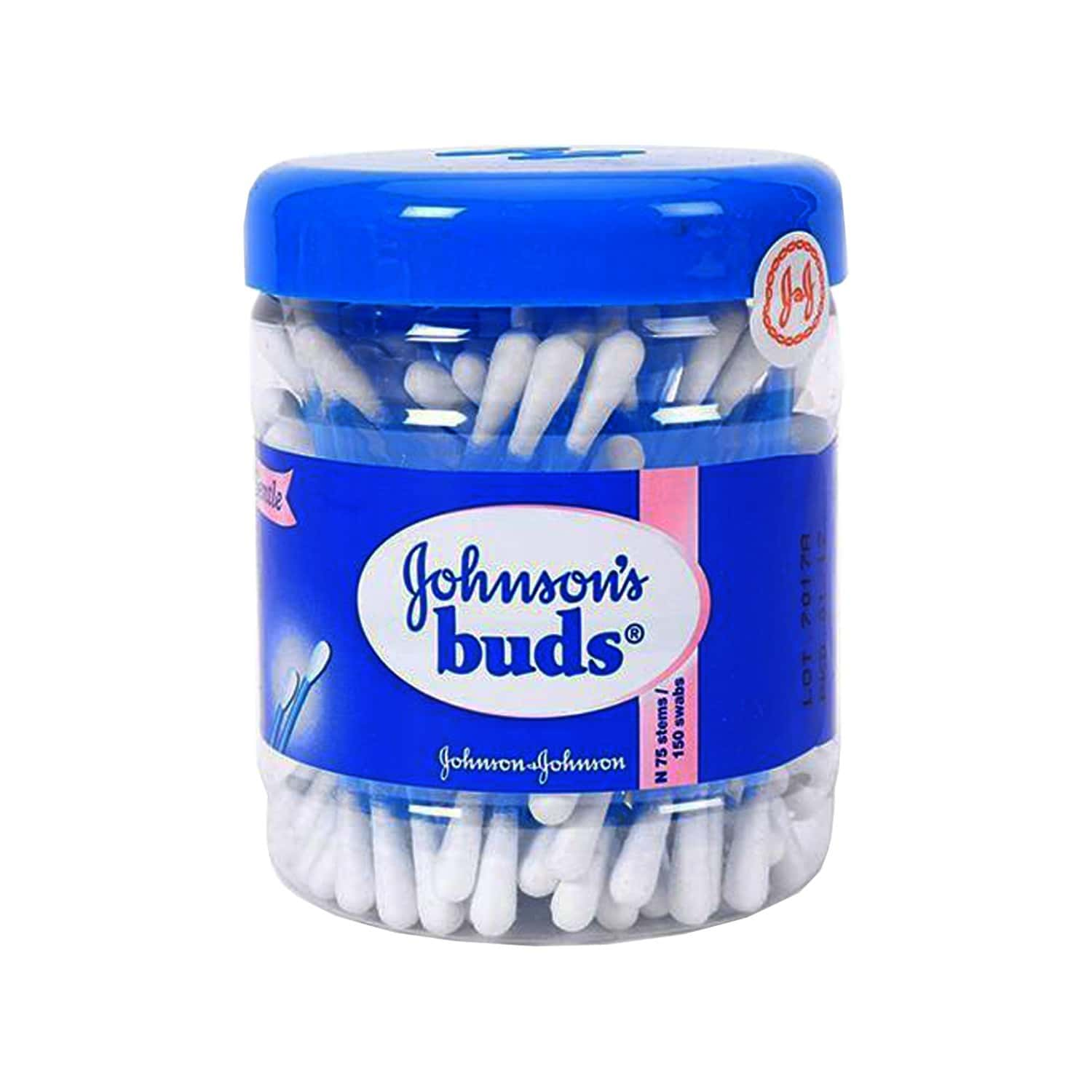 Johnson's Baby Cotton Buds 75 Pieces
