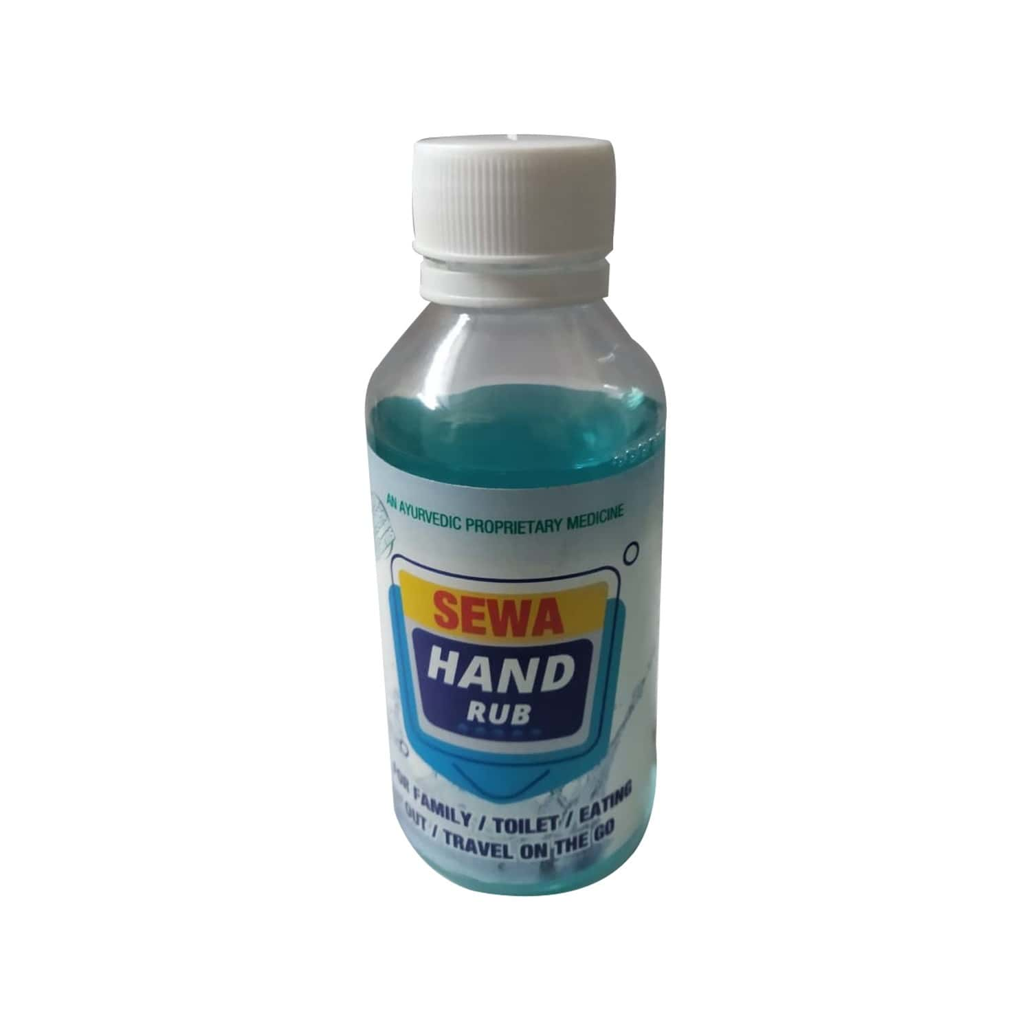 Sewa Hand Rub Hand Sanitizer Bottle Of 100 Ml