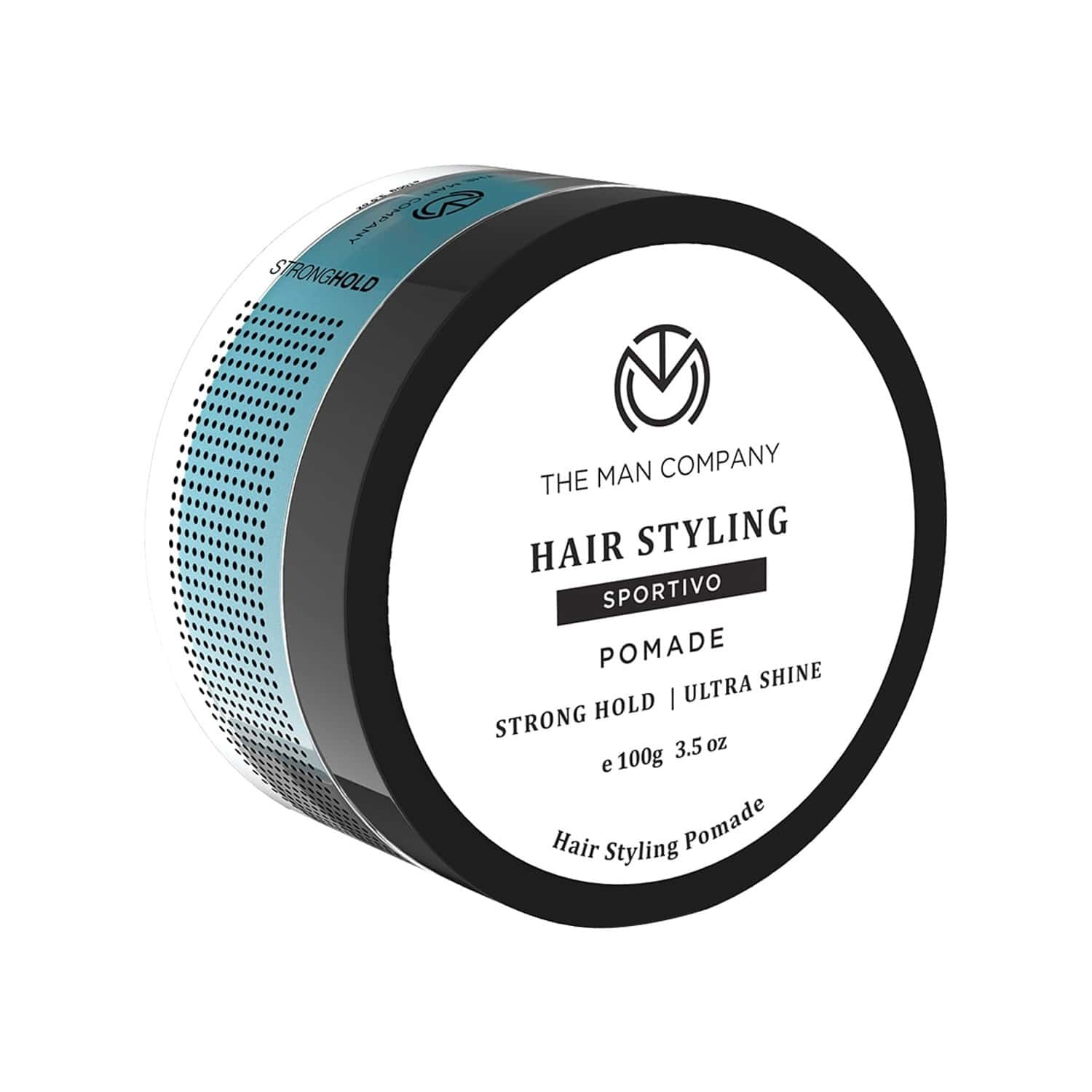The Man Company Sportivo Hair Styling Pomade Wax - 100 Gm