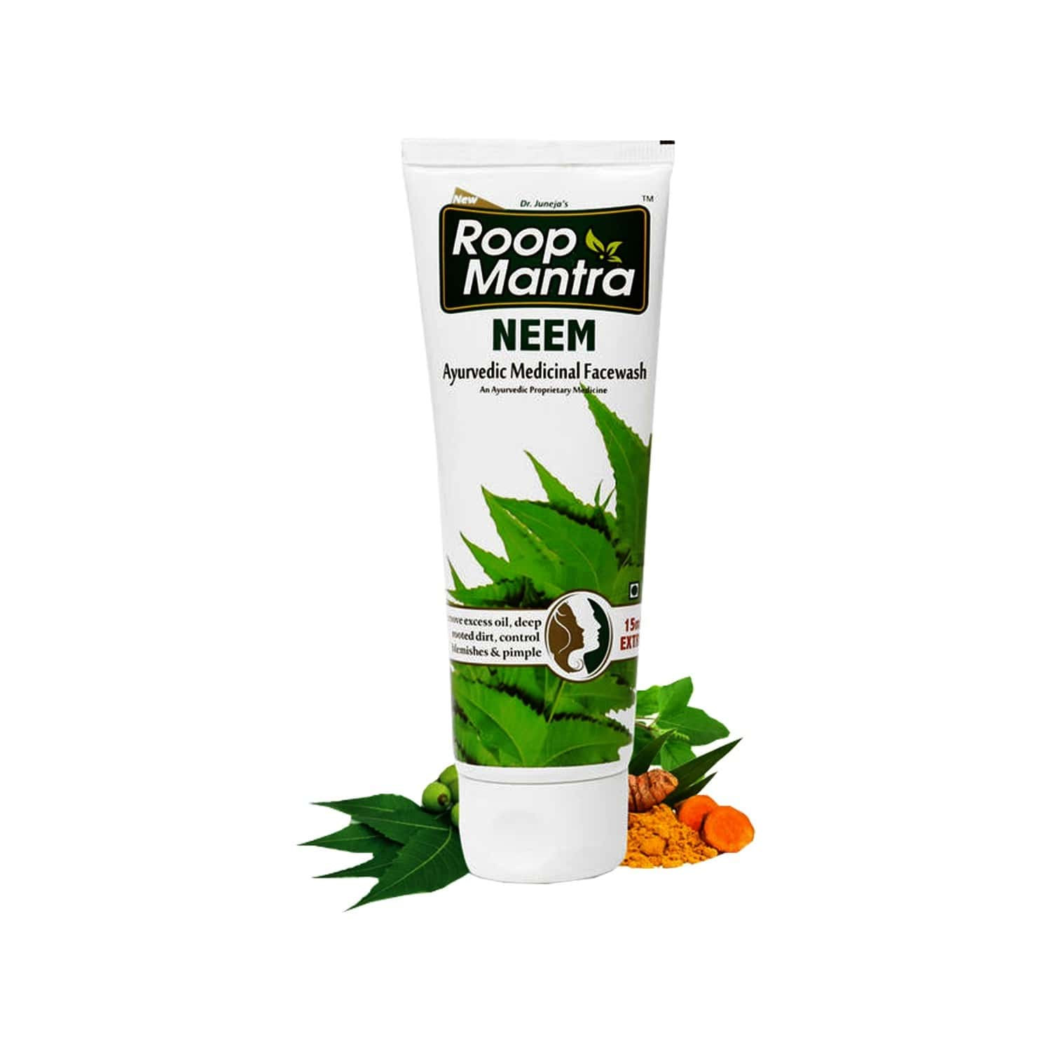 Roop Mantra Neem Facewash Tube Of 115ml