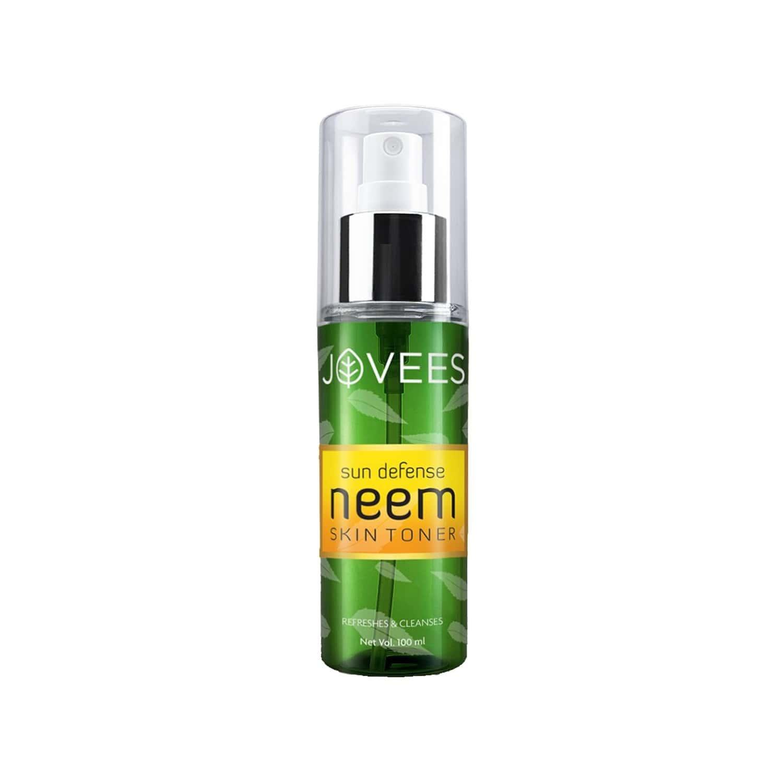 Jovees Sun Defence Neem Skin Toner - 100 Ml