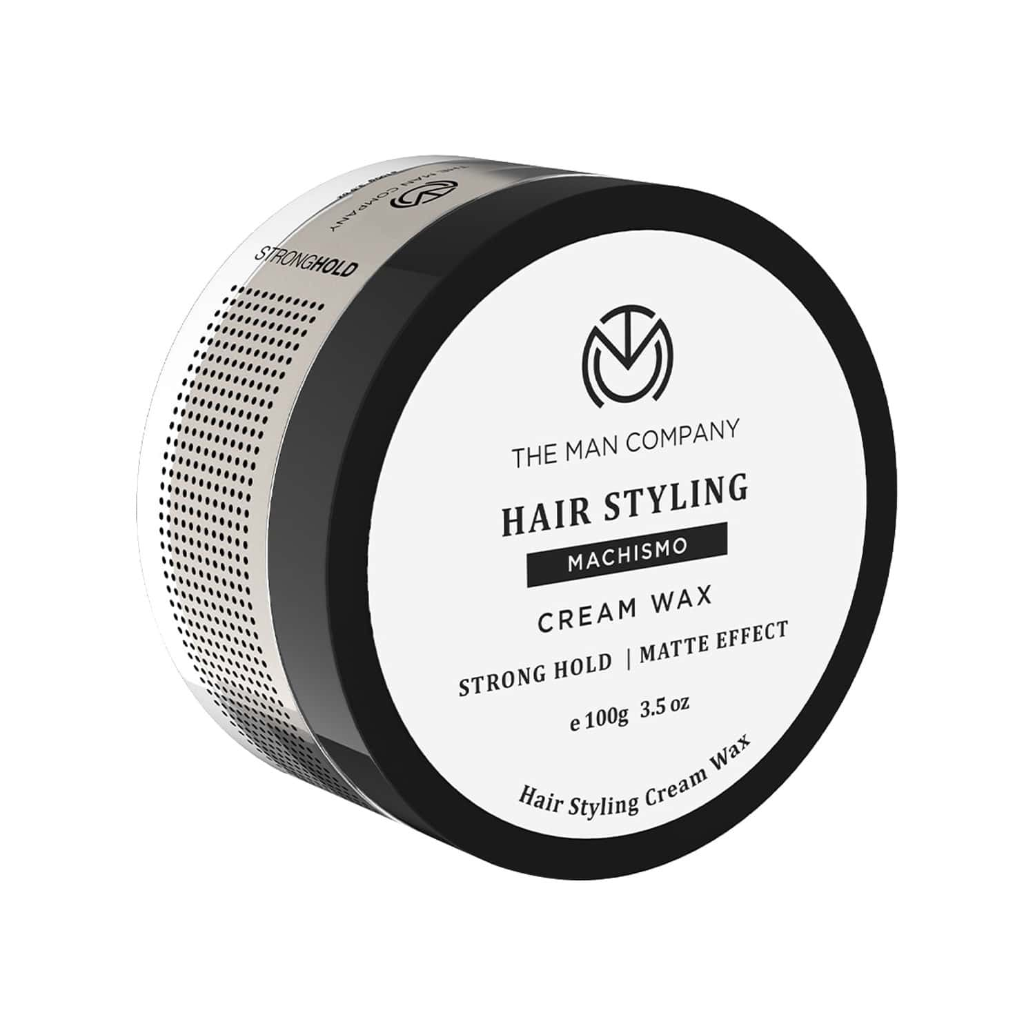 The Man Company Machismo - Strong Hold Cream Wax - 100 Gm