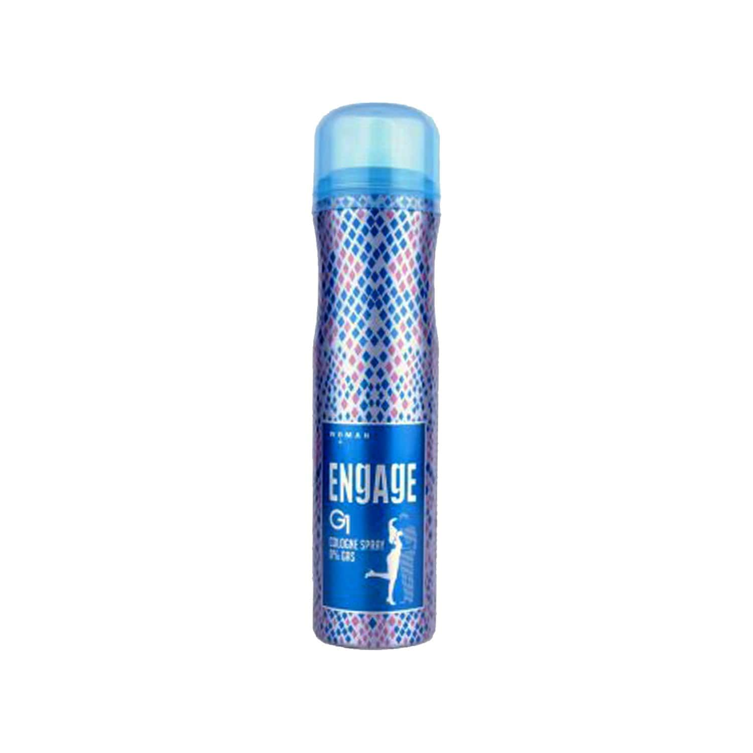 Engage G1 Cologne Spray For Women - 135ml