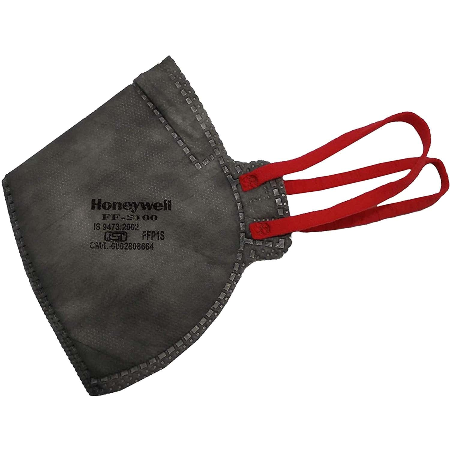 Honeywell Ff 2100 Pm Adult Pollution Mask Pack Of 5