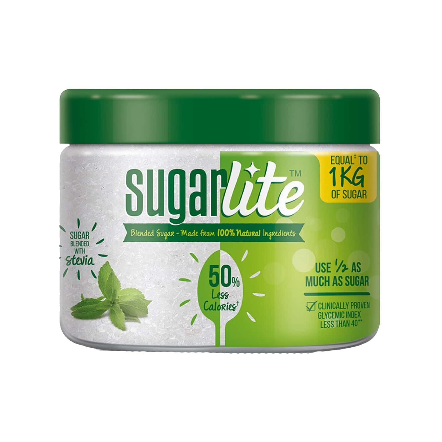 Sugarlite Vanilla Sweetener Powder Jar Of 500 G