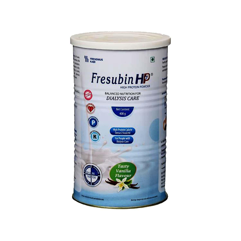 Fresubin Hp Dialysis Care Sf Vanilla Powder Jar Of 400 G